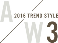 2016 TREND STYLE